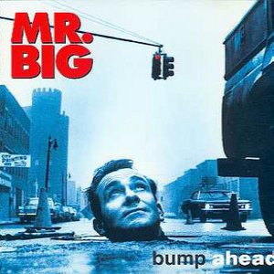 Mr.big - Bump Ahead cover art