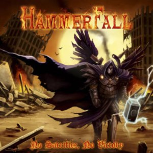 Hammerfall - No Sacrifice, No Victory cover art