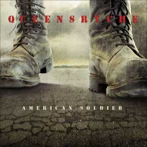 Queensrÿche - American Soldier cover art