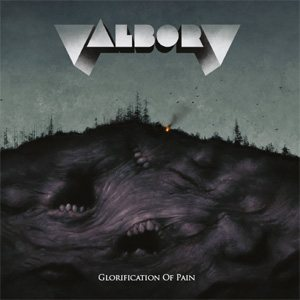 Valborg - Glorification of Pain cover art