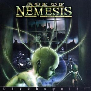 Age of Nemesis - Psychogeist cover art