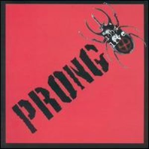 Prong - 100% Live cover art