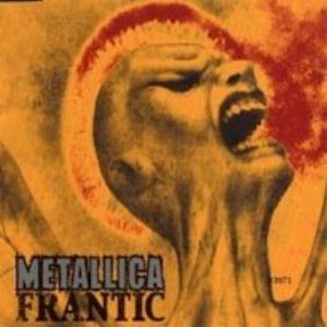 Metallica - Frantic cover art