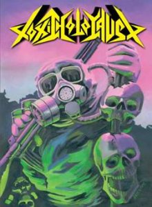 Toxic Holocaust - Brazilian Slaughter 2006 cover art