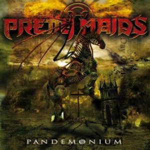 Pretty Maids - Pandemonium cover art