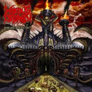 Hideous Deformity - Defoulment of Human Purity cover art