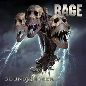 Rage - Soundchaser cover art