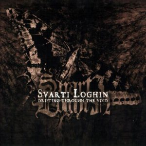 Svarti Loghin - Drifting Through the Void cover art
