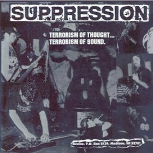 Grief - Suppression / Grief cover art