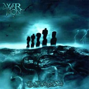 War Iron - The Faceless Sea cover art