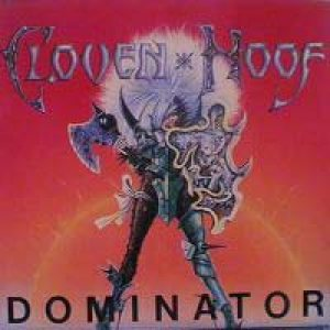 Cloven Hoof - Dominator cover art