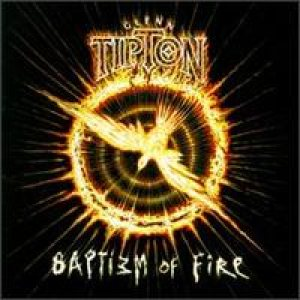 Glenn Tipton - Baptizm of Fire cover art