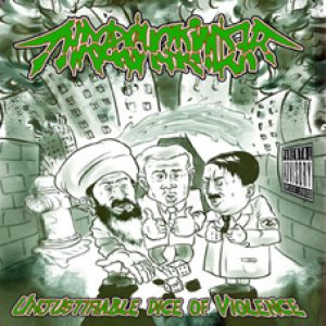 Thrashgrinder - Unjustifiable Dice of Violence cover art