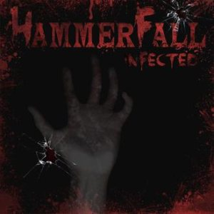 HammerFall - Infected cover art