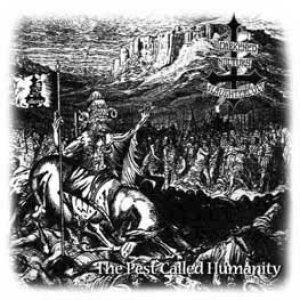 Pyre - The Pest Called Humanity / Luciferian Dark Age cover art