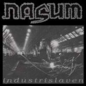 Nasum - Industrislaven cover art