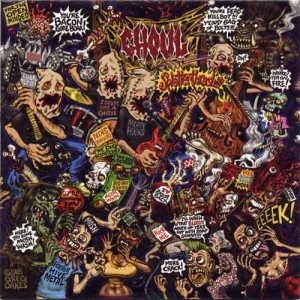 Ghoul - Splatterthrash cover art