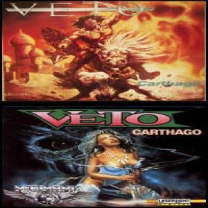 Veto - Carthago cover art