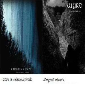 Wyrd - Vargtimmen Pt. 1: the Inmost Night cover art