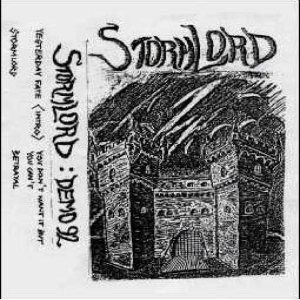 Stormlord - Demo 1992 cover art