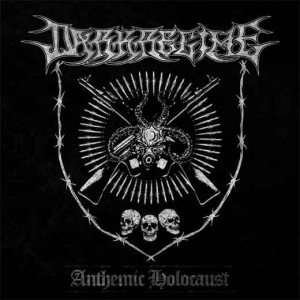 Darkregime - Anthemic Holocaust cover art