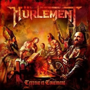 Hürlement - Terreur et Tourment cover art