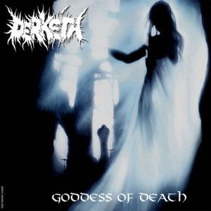 Derkéta - Goddess of Death cover art