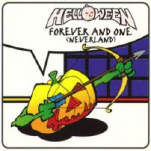 Helloween - Forever and One (Neverland) cover art