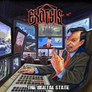 Exarsis - The Brutal State cover art