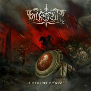 Folkodia - The Fall of the Magog cover art