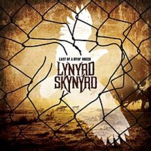 Lynyrd Skynyrd - Last of a Dyin' Breed cover art