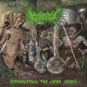 Gorepot - Fermenting the Chiba Seeds cover art