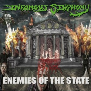 Infamous Sinphony - Enemies of the State cover art