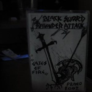 Black Sword Thunder Attack - PROMO 02 cover art