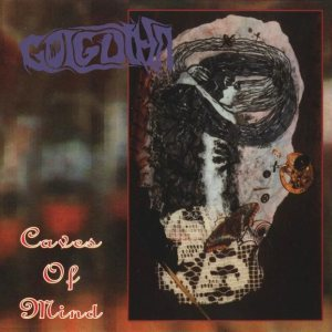 Golgotha - Caves of Mind cover art