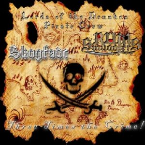 Lords of the Drunken Pirate Crew - Smuggling Lords cover art