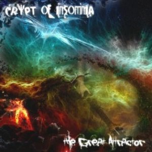Crypt of Insomnia - The Great Attractor cover art