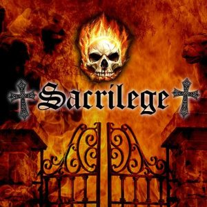 Sacrilege - Gates of Hell cover art