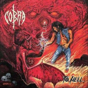 Cobra - To Hell cover art