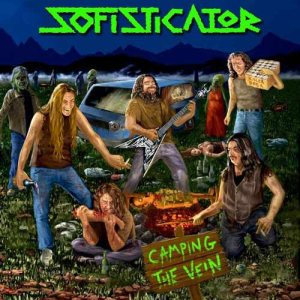 Sofisticator - Camping the Vein cover art