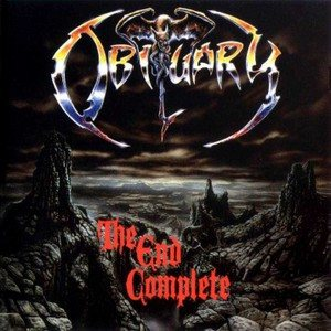 Obituary - The End Complete cover art