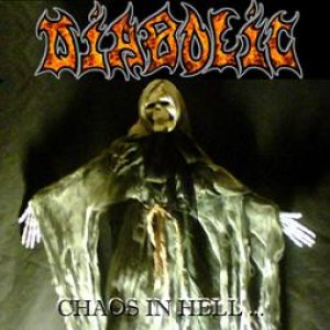 Diabolic - Chaos in Hell cover art