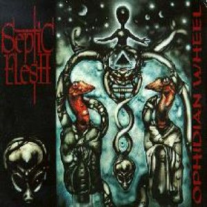 Septic Flesh - Ophidian Wheel cover art