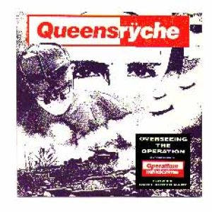Queensryche - Overseeing the Operation cover art