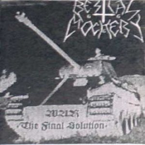Bestial Mockery - War: the Final Solution cover art