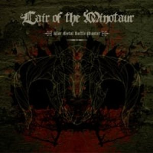 Lair of the Minotaur - War Metal Battle Master cover art