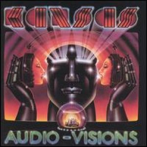 Kansas - Audio-Visions cover art
