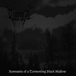 Taarma - Remnants of a Tormenting Black Shadow cover art