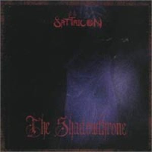 Satyricon - The Shadowthrone cover art