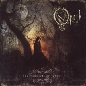 Opeth - The Candlelight Years cover art